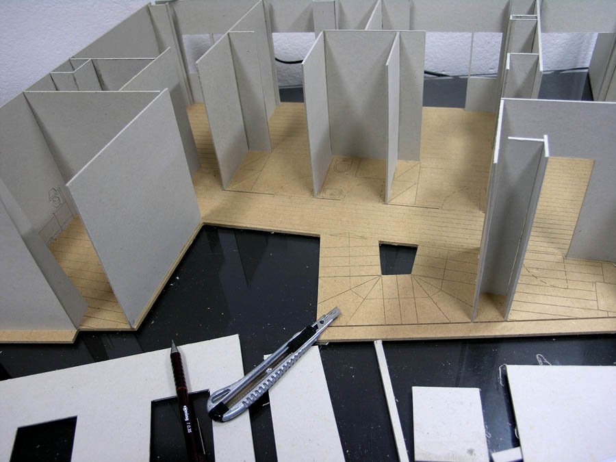 How to Build an Architectural Model (For Architecture Students and Not Only) - Part 1